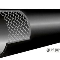 烟台PE钢丝网骨架复合管首选烟台华亚建材