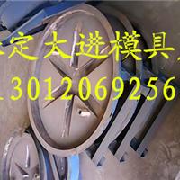 供应水泥井盖钢模具样品图