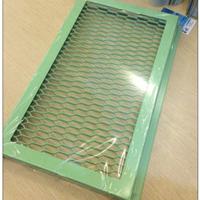 筛网铝天花  拉网板  筛网铝板
