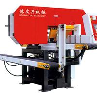 厂家直销德众兴MJ3971X250卧式带锯机