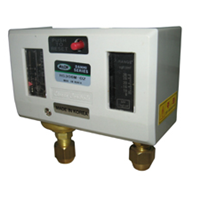 供应HS300、600系列(双接点)压差压力开关