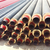 聚氨酯直缝焊钢管保温厂家放眼世界