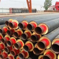 内蒙古省乌海市钢套钢型预制保温管厂家直销