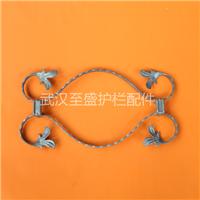 供应襄樊市锌钢道路护栏配件交通护栏配件