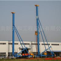 CFG20液压步履式长螺旋钻机