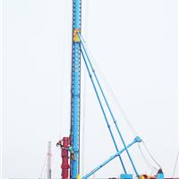 JBY80 全液压步履式桩架