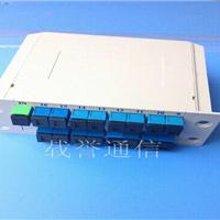 PLC1分8光分路器