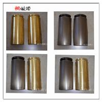 北京威泽利紫铜铜板1.0mm发黑着色做旧加工
