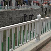 直供道路护栏GL-DL新型PVC塑钢道路护栏杆