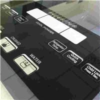 新型家电玻璃面板