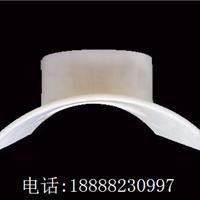 供应米黄色ABS代三通马鞍座DN100/50