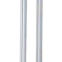 供应盛廷华玻璃门喷漆拉手STH899