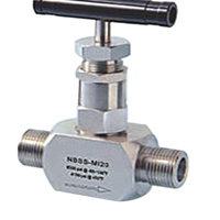 供应德国汉克外螺纹针型阀,进口焊接针型阀