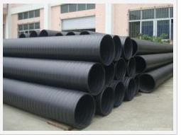 供应HDPE中空缠绕管