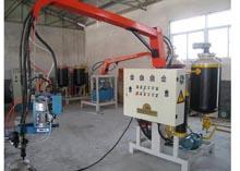 供应蓬莱吉腾聚氨酯低压发泡机