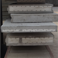 ASA轻钢结构镶嵌式建筑 外墙板 内隔墙板