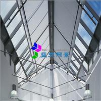 供应FTS电动天棚帘 大型采光顶遮阳系统