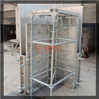 供应建筑模板 铝合金模板  不用销钉可拼模