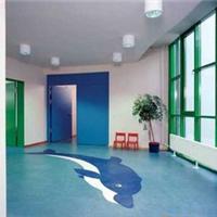 中山|珠海专业幼儿园塑胶PVC地板铺设施工