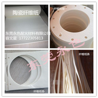 供应陶瓷纤维纸,保温隔热纸