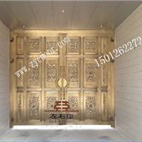 泉州铜门厂家 泉州防盗门 泉州酒店铜门