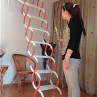 南京伸缩楼梯,电动楼梯,壁挂伸缩楼梯。