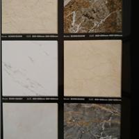 厂家全抛釉瓷砖 工程来样可加工定做花色