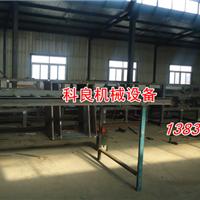 供应硅质改性保温板生产线新型建材生产设备
