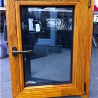 88松木铝包木门窗 无缝焊接技术