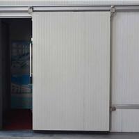 供应组合式冷库保温门,聚氨酯冷库平移门