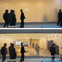 卓邦厂家智能调光玻璃隔断时尚大方美观环保