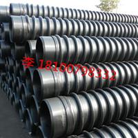 批发江西HDPE高密度聚乙烯缠绕结构壁增强管