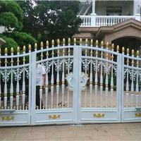 供应铁艺大门,铁艺栏杆,铁艺配件