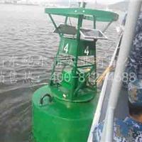 供应南海海域直径1.8米UHMWPE浮标投入运行