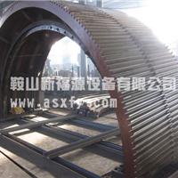 大型齿加工,伞齿轮,重型齿轮,10米齿轮