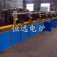 配套万吨压力机触摸屏控制夹辊进料中频炉