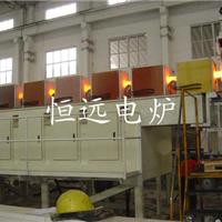 PLC全自动棒料感应热处理生产线