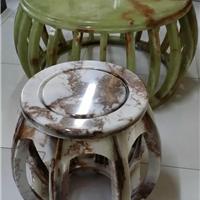 大理石石桌石凳 2016新款推出 北京幻彩玉