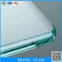 深圳钢化玻璃厂家直销10mm 12mm钢化玻璃