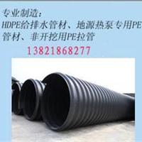 天津北京PE钢带增强螺旋波纹管厂家供应销售