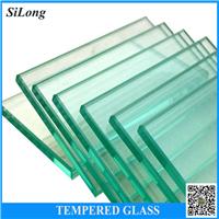 供应4-22mm 白玻钢化玻璃,钢化玻璃门窗