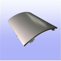 外幕墙材料铝单板 户外墙面2.5厚材料铝单板