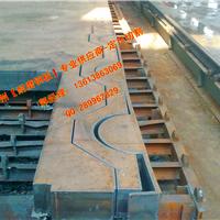 洛阳锰板Q345低合金中厚钢板切割
