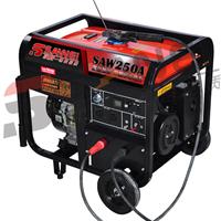 供应SAW250A汽油发电电焊机