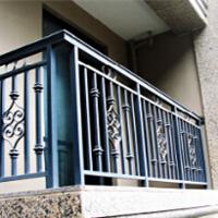 供应杭州拉门,阳台护栏,镀锌阳台护栏栏厂
