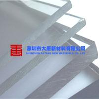 供应湛江茂名PC挡风玻璃肇庆惠州机械挡板