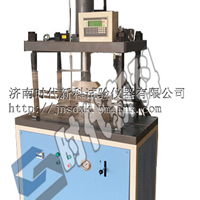 供应济南时代新科GGW-60钢管单向弯曲试验机