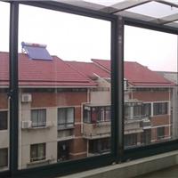 武汉铝合金门窗断桥铝封阳台定做阳光房