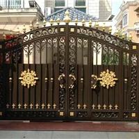 供应铝艺防盗大门,铁艺防盗大门,栏杆