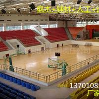 篮球馆用体育运动木地板厂家报价
